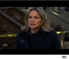 Sharon Stone on 'Law & Order: SVU'
