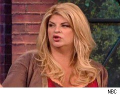 The Marriage Ref, Kirstie Alley