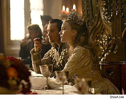 The Tudors, Season 4 Premiere