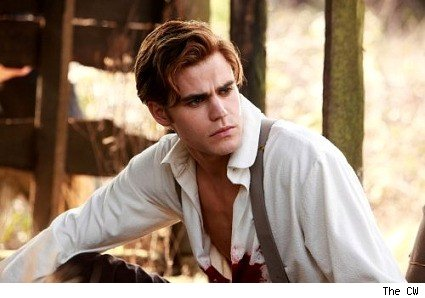 The Vampire Diaries, Paul Wesley, Blood Brothers