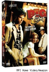The box set for the first season of USA's 'The Big Easy'