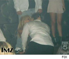 Pamela Anderson Drunk on 'TMZ'