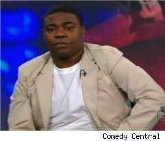 Tracy Morgan on 'The Daily Show with Jon Stewart'