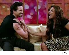 Benjamin Bratt Wendy Williams