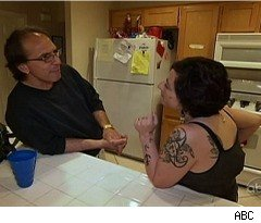 An Angry Dad on 'Wife Swap'