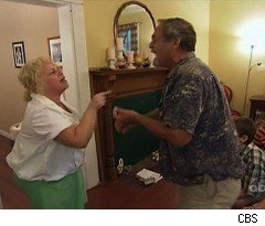 Work Vs. Play Fight on 'Wife Swap'