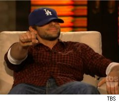 Zachary Levi on 'Lopez Tonight'
