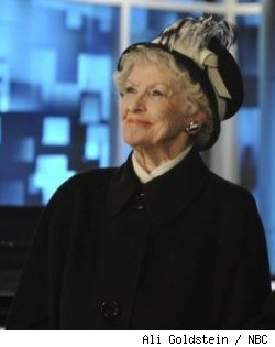 Elaine Stritch as Colleen Donaghy in '30 Rock' - 'The Moms'