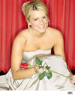 Ali Fedotowsky, 'The Bachelorette'