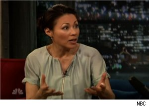 Ann Curry Talks Commencement Speech Gaffe