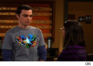 Soulmates on 'The Big Bang Theory'
