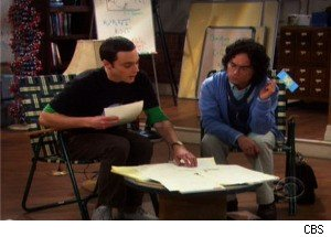 A Roommate Agreement on 'The Big Bang Theory'