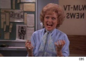 Betty White, 'The Mary Tyler Moore Show'
