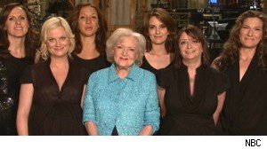 Betty White, 'Saturday Night Live'