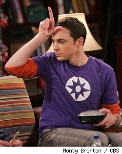 Jim Parsons in 'The Big Bang Theory' - 'The Spaghetti Catalyst'