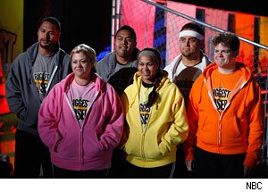 Biggest Loser makeover episode