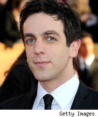 B.J. Novak