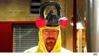 A new 'Breaking Bad' airs on AMC at 10:00