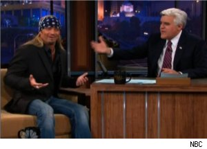 Bret Michaels Talks Porno Causing Hemorrhage