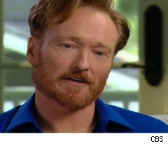 Conan O'Brien Talks About Jay Leno on '60 Minutes'