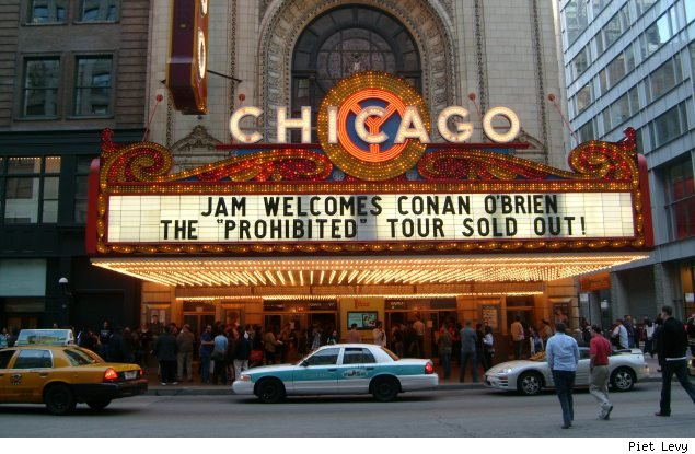Conan O'Brien tour comes to Chicago