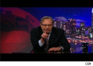 Lewis Black Takes on Glenn Beck