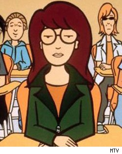 Daria on MTV