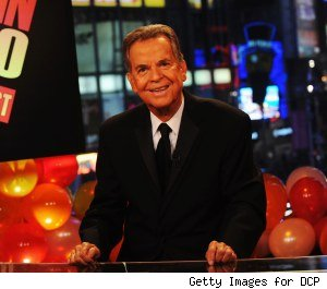 Dick Clark at New Year's Rockin' Eve 2010