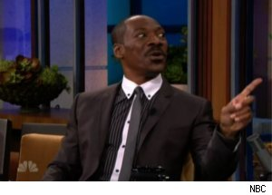 Eddie Murphy Talks Stand-up, James Brown