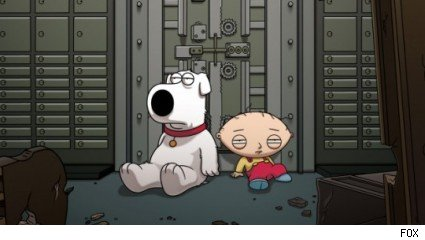 'Family Guy' - 'Brian and Stewie'