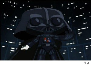The Dark Side on 'Family Guy'