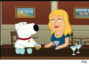 A Sex Change on 'Family Guy'