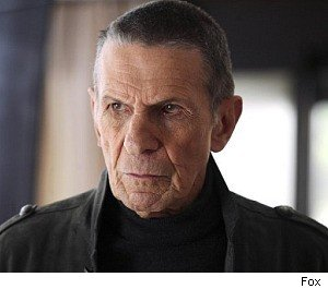 Fringe: Over There, Part 2, Leonard Nimoy