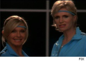 Olivia Newton-John on 'Glee'