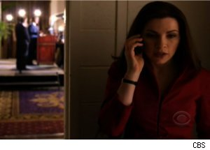 Does Alicia Choose Will or Peter on 'The Good Wife'?
