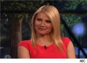 Gwyneth Paltrow on 'The Marriage Ref'