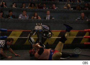 Robots vs. Wrestlers on 'How I Met Your Mother'