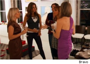 Jill and Ramona Argue on 'Real Housewives of NYC'