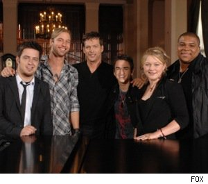 'American Idol' Season 9 Top 5 with Harry Connick, Jr.