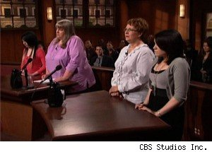Peer Pressure on 'Judge Judy'