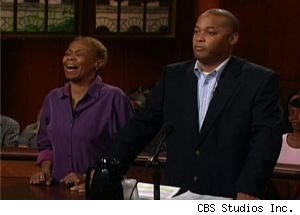 Making Fun of the Plaintiff on 'Judge Judy'
