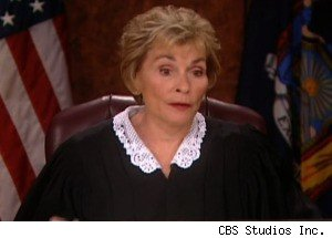 A Parenting Lesson on 'Judge Judy'