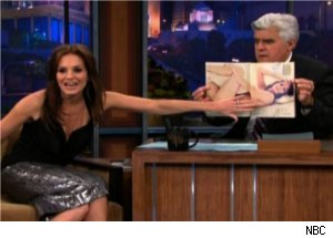 Kara DioGuardi's Nude Photos on 'Tonight'