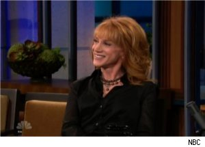 Kathy Griffin, Levi Johnston Visit Sarah Palin's House