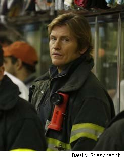Denis Leary on 'Rescue Me'