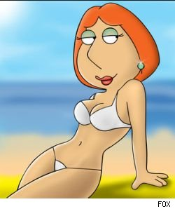 Lois Griffin is the top MILFy cartoon mom on the list