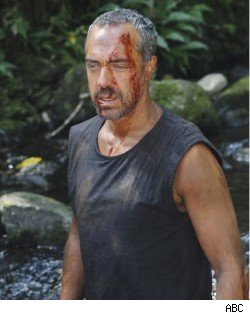 Titus Welliver, 'Lost' - 'Across the Sea'