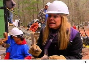 The Blind Side on 'Extreme Makeover'