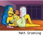 Marge Simpson of 'The Simpsons'