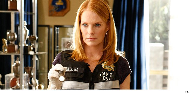 Marg Helgenberger, CSI